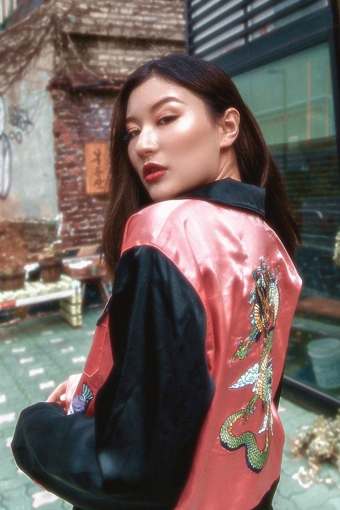 công chúa Mulan của nhà disney phiên bản người thật 1
