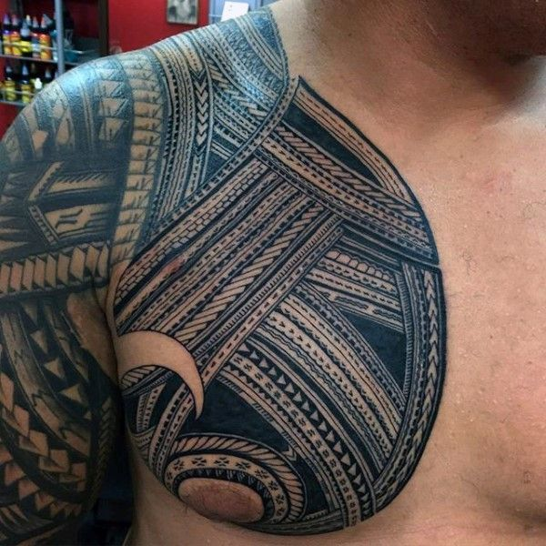 hình xăm bộ lạc-hình xăm bộ lạc Samoa