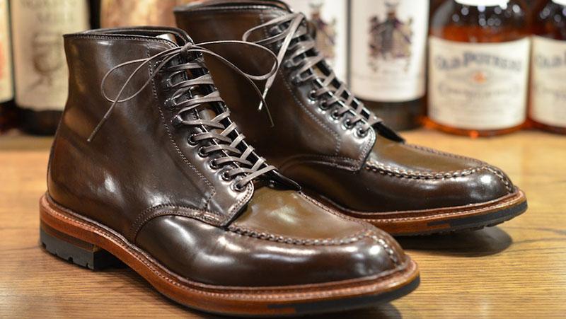 giày bốt nam - giày bốt alden of new england