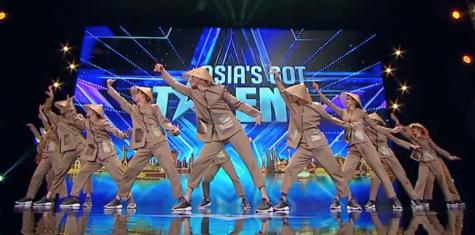 Nhóm lifedance tại asia's got talent 2019