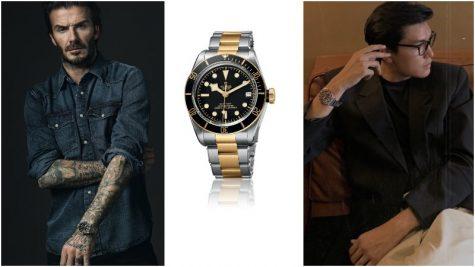 """Đồng hồ Tudor Black Bay - """"cỗ máy thời gian"""" yêu thích của David Beckham và Quang Đại"""