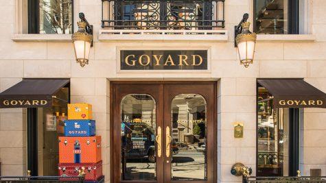 Ý nghĩa logo thương hiệu – Phần 24 : Goyard