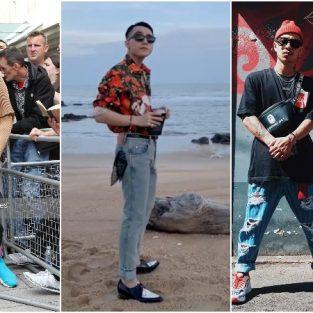 Tổng hợp sao nam mặc đẹp tuần 1 tháng 7/2019