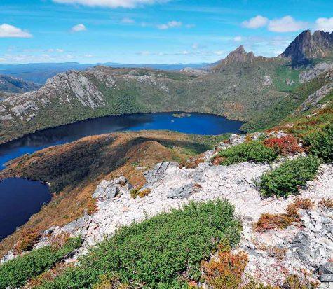 Vẻ đẹp hoang dã của Di sãn thế giới Tasmania.