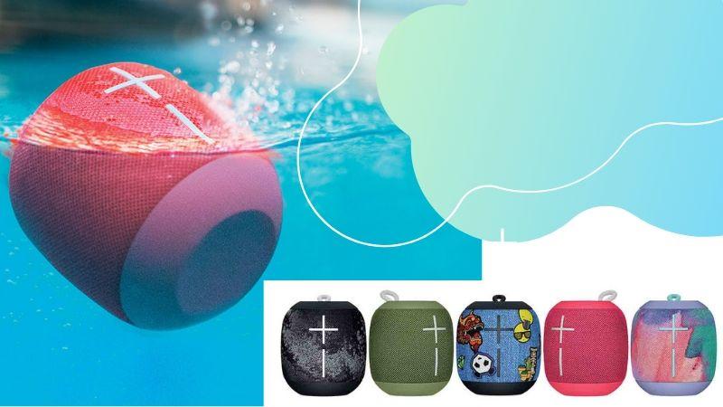 Loa Bluetooth Ultimate Ears Wonderboom