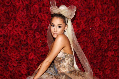 sao nữ cung Cự Giải Ariana Grande