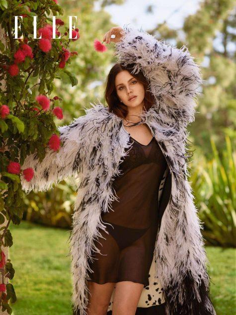 sao nữ cung Cự Giải Lana Del Rey ELLE