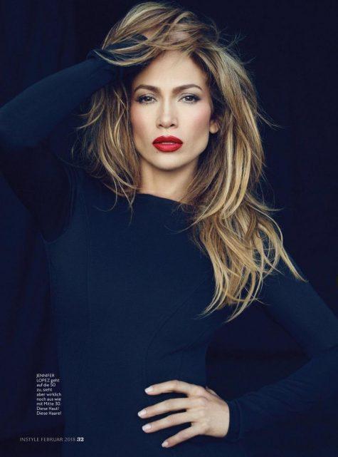 Nữ ca sĩ cung Cự Giải Jennifer Lopez