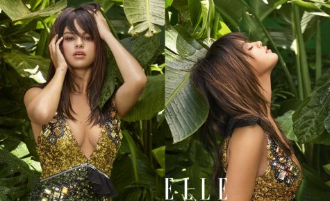 Nữ ca sĩ cung Cự Giải Selena Gomez ELLE 2018