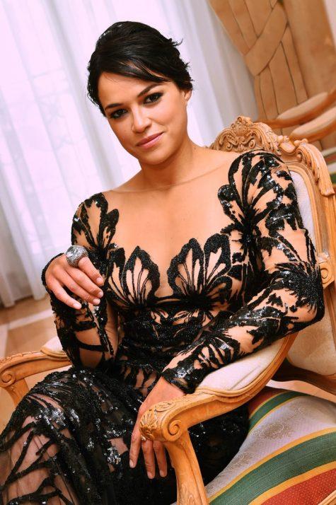diễn viên Michelle Rodriguez 1