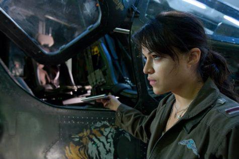 diễn viên Michelle Rodriguez trong Avatar