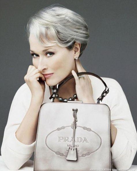 minh tinh cung Cự Giải Meryl Streep