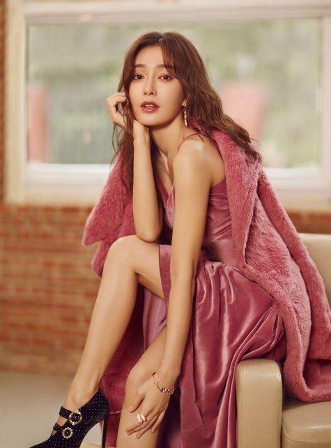 nữ diễn viên Tần Lam