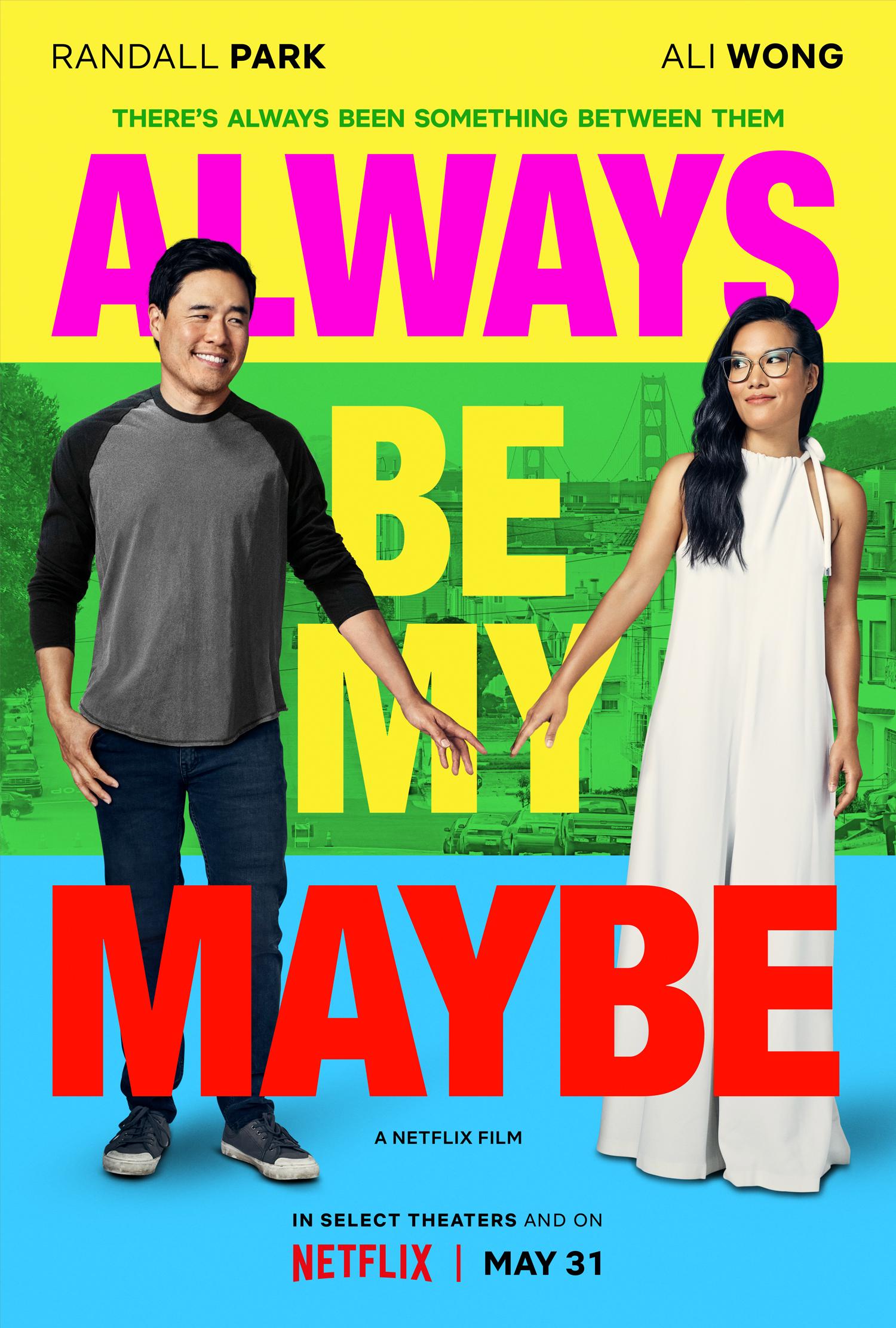 phim lãng mạn-always be my maybe
