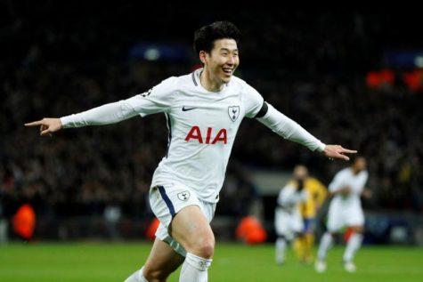 cầu thủ bóng đá cung Cự Giải Son Heung-min