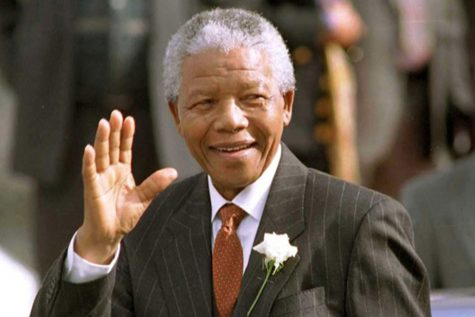 cố tổng thống Nelson Mandela