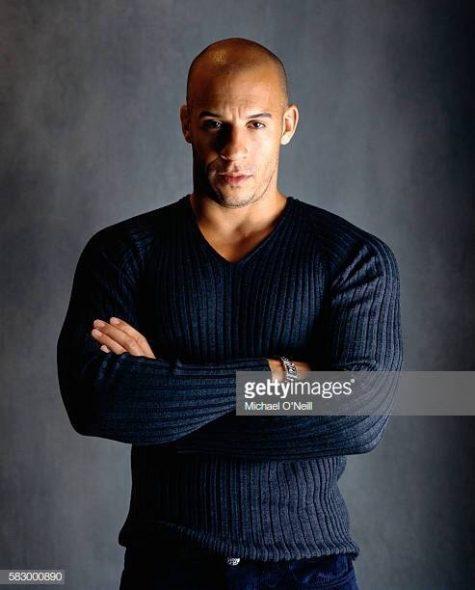 diễn viên cung Cự Giải Vin Diesel