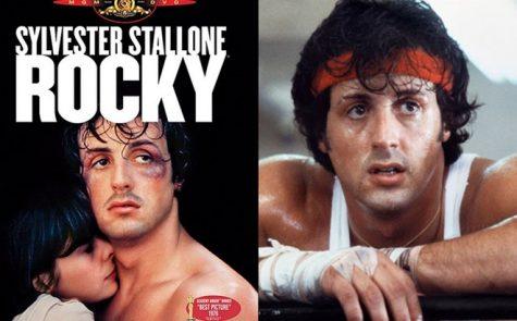 nam diễn viên gạo cội Sylvester Stallon trong bộ phim Rocky