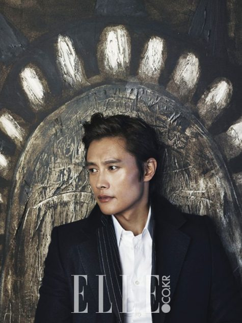 nam tài tử cung Cự giải Lee Byung-hun