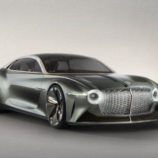 Siêu xe điện Bentley EXP 100 GT: Định nghĩa mới về xe hơi xa xỉ của tương lai