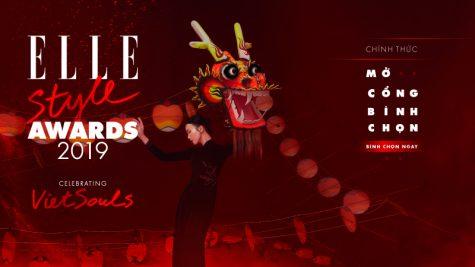 ELLE Style Awards 2019: Chính thức mở cổng bình chọn & những hạng mục đề cử mới