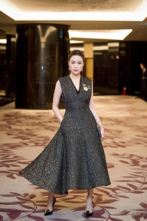 ELLE Style Awards ELLE Man Hoàng Thùy Linh tại buổi ra mắt phim Mê Cung