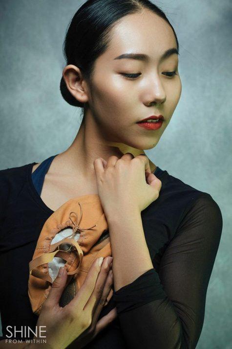 nghệ sĩ múa Minh Anh