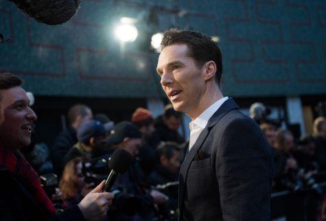 Benedict Cumberbatch - elle man 2