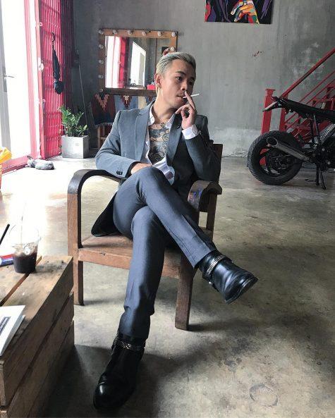 elle style awards 2019-Binz mặc suit