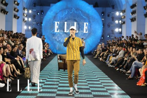 elle style awards 2019-Đen Vâu tại elle fashion journey