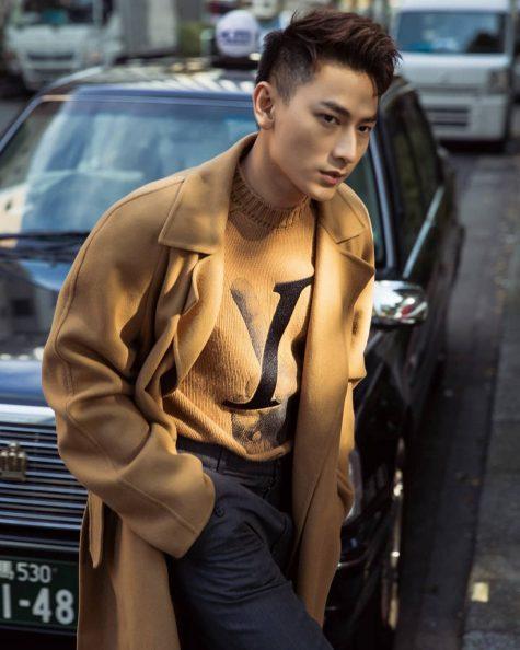 elle style awards 2019-Isaac streetwear