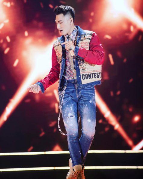 elle style awards 2019-Isaac trang phục trình diễn