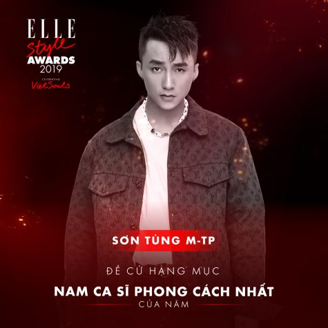 elle style awards 2019-Sơn Tùng M-TP