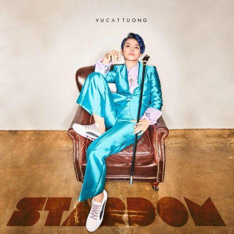 ELLE Style Awrads ELLE Man Vũ Cát Tường bìa album Stardom