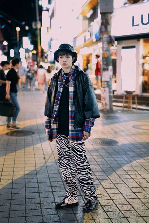 ELLE Style Awards ELLE Man Gil Lê trên đường phố Hàn Quốc