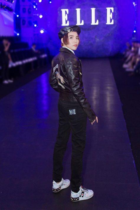 ELLE Style Awards ELLE Man Vũ Cát Tường trong một sự kiến của ELLE