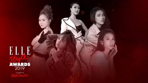 ELLE Style Awards 2019: Danh sách đề cử Nữ diễn viên phong cách nhất của năm