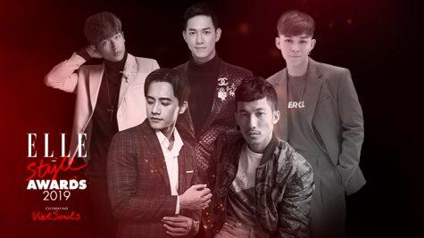 ELLE Style Awards 2019: Danh sách đề cử Nam diễn viên phong cách của năm
