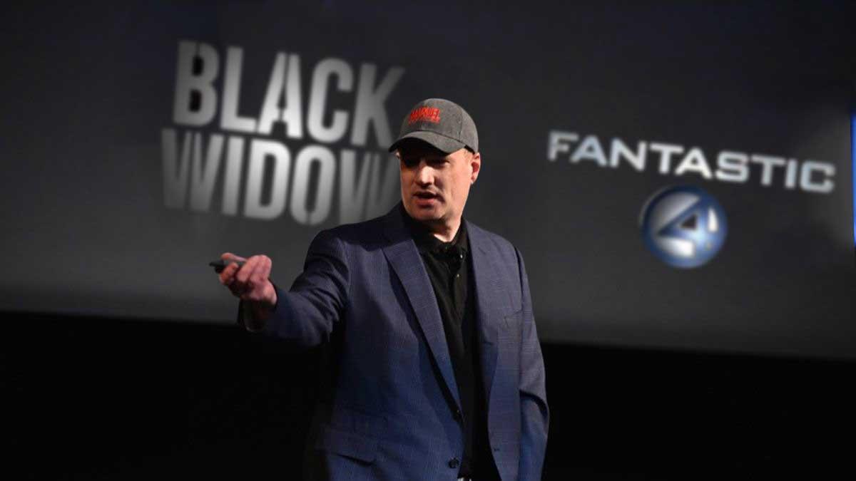 Chủ tịch Kevin Feige tại Comic Con 2019
