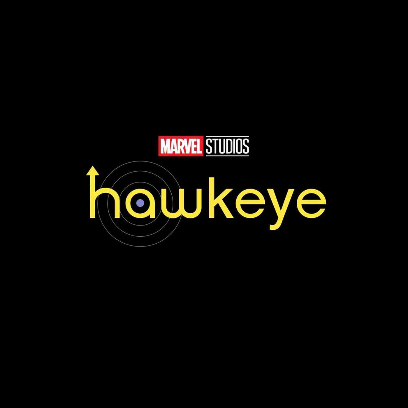 Logo Hawkeye - Giai đoạn 4 Vũ trụ Marvel - ELLE Man