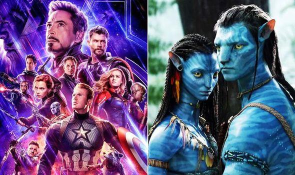 Phim Avengers Endgame và Avatar