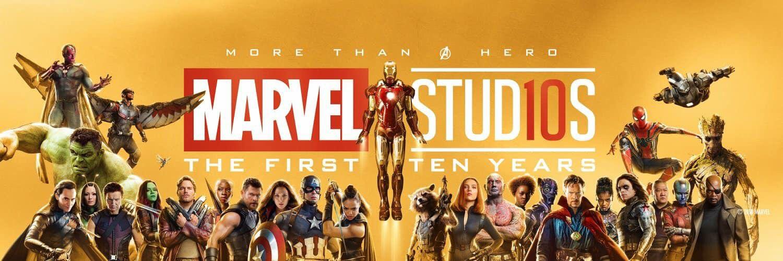 Vũ trụ Marvel 10 năm