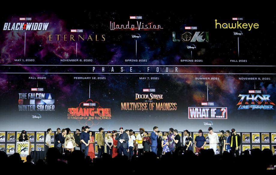Vũ trụ Marvel Giai đoạn 4 - ELLE Man