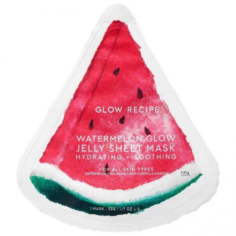 Chăm sóc da ELLE Man mặt nạ glow recipe