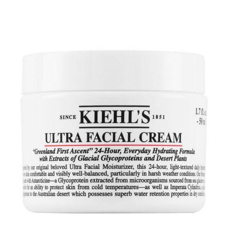 chăm sóc da ELLE Man Kiehl's Ultra Facial Cream
