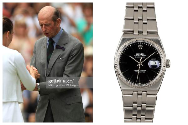 mẫu đồng hồ nam-prince edwards rolex oysterquartz