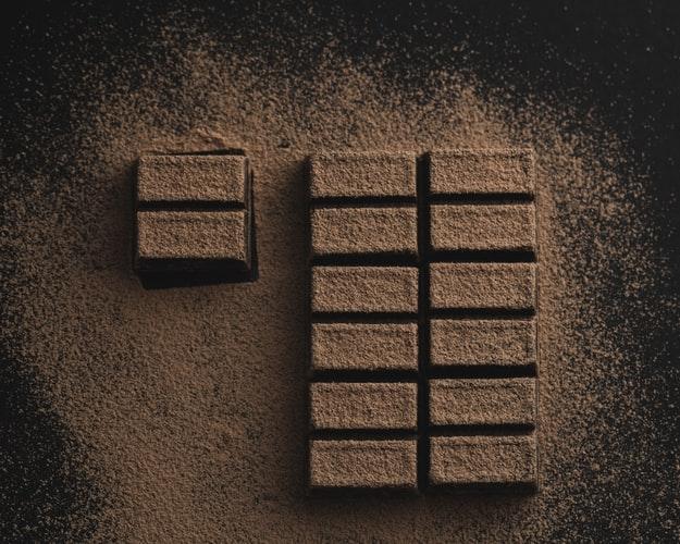 Thực phẩm tốt cho da ELLE Man chocolate đen