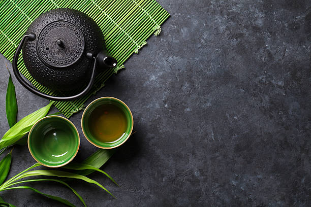 Thực phẩm tốt cho da ELLE Man trà xanh