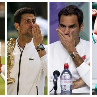 8 mẫu đồng hồ nam xa xỉ nổi bật nhất tại Wimbledon 2019