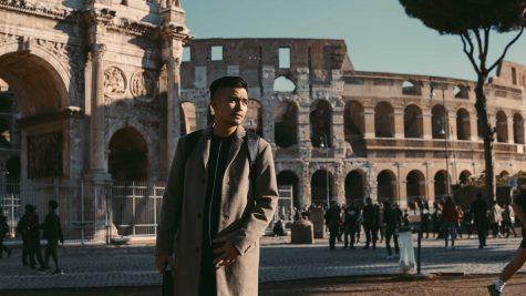 Tại Colosseum, Ý